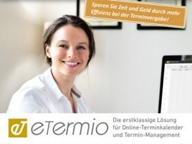 eTermio Werbeflyer